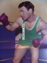 Boxing International All Star Wrestling 1965 nr 4 March