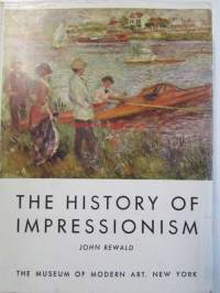 The history of impressionism - The Museum of modern art, New York